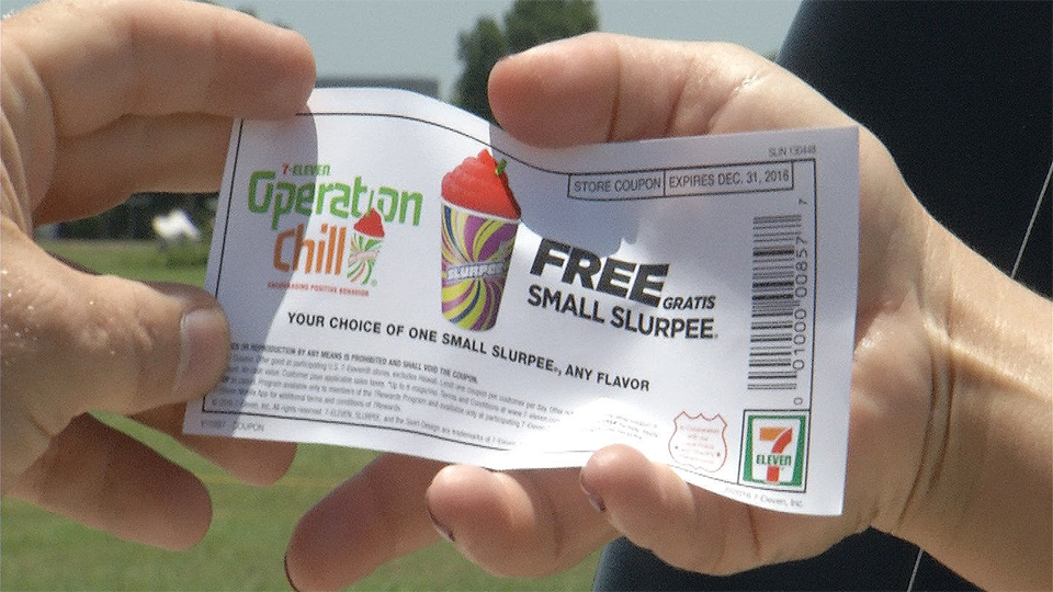 Operation Chill ticket
